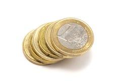 invente l'euro Photographie stock
