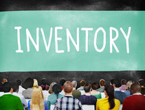 Inventory Manufacturing Logistic Reserves Concept Royalty Free Stock Images