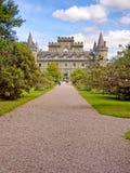 Inverarary castle Stock Image