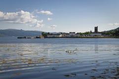 Inveraray Шотландия Стоковое фото RF