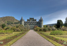Inveraray Castle Stock Photos