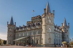 Inveraray Castle Stock Images