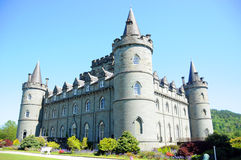 Inveraray Castle Royalty Free Stock Photography