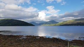 Inveraray, Schottland Stockbilder