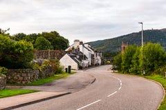 Inveraray Scotland stock photography