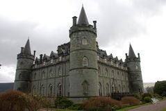 Inverary Castle Stock Photo