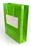 Inverdica il sacchetto di acquisto immagine stock