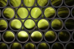 Inverdica l'energia Fotografie Stock