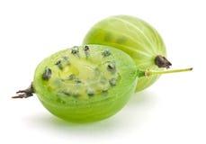Inverdica l'uva spina Fotografia Stock
