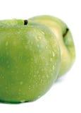 Inverdica la mela Immagine Stock