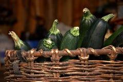 Inverdica le zucche Fotografie Stock Libere da Diritti