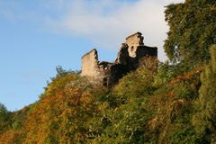 Invergarry Castle Stock Images