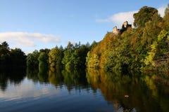 Invergarry Castle Royalty Free Stock Photo