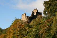 Invergarry Schloss Stockbilder