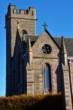 Invergowrie Church - Tayside Landmarks Stock Photos