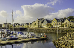 Inverkip Marina Stock Photos
