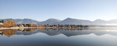 Invermere Lake Royalty Free Stock Image