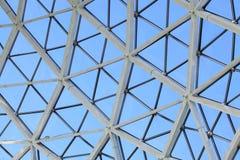 Invernadero de cristal de la bóveda Foto de archivo libre de regalías