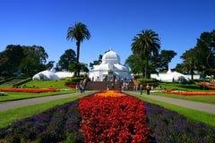 Invernadero de flores, San Francisco Fotos de archivo libres de regalías