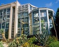 Invernadero del jardín botánico de Atlanta Imágenes de archivo libres de regalías