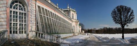 Invernadero en Kuskovo Foto de archivo