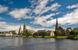 Inverness Photographie stock libre de droits