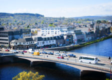 Inverness stock fotografie