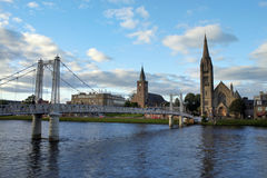 Inverness Royalty Free Stock Photography