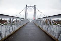 Inverness-Brücke Schottland Lizenzfreies Stockbild