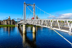 Inverness bridge, Scotland Stock Photo