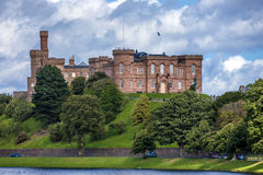 Inverness Castle2 Arkivfoto