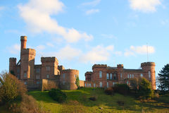 Inverness Castle Royalty Free Stock Images