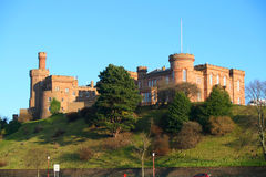 Free Inverness Castle Royalty Free Stock Image - 7695516