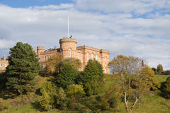 Inverness Castle Stock Image