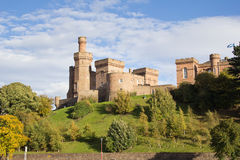Inverness Castle Royalty Free Stock Image