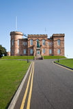 Inverness Castle, Scotland royalty free stock images