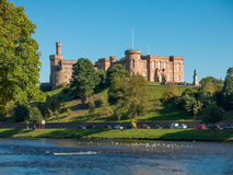Inverness Castle, Scotland. Royalty Free Stock Photos