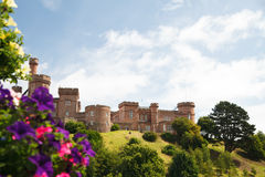 Inverness castle, Scotland Royalty Free Stock Photos