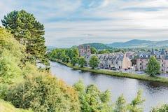 Inverness Ecosse Photo stock