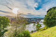 Inverness Ecosse Photographie stock libre de droits