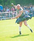 Inverness-Hochland-Spiele Lizenzfreies Stockfoto