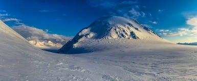 Inverno ártico Foto de Stock
