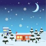 Inverno. Immagine Stock