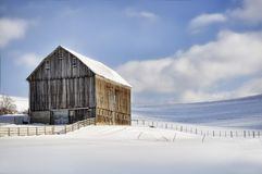Inverno Imagem de Stock Royalty Free
