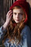 inverno adolescente Fotos de Stock