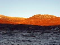 Inverno alla valletta Garry, Scozia Fotografie Stock Libere da Diritti