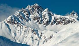 Inverno in Apls Immagine Stock
