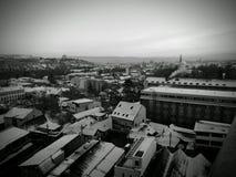 Inverno attraverso i miei occhi Fotografie Stock Libere da Diritti