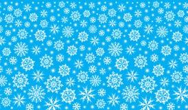 inverno azul BG Foto de Stock Royalty Free