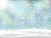 Inverno background immagini stock